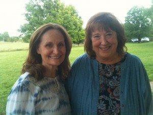 Beth Grant and I, Heartland