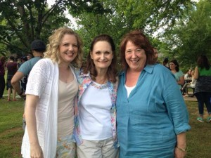 Eve Gordon,Beth Grant, Melanie Haynes, Heartland